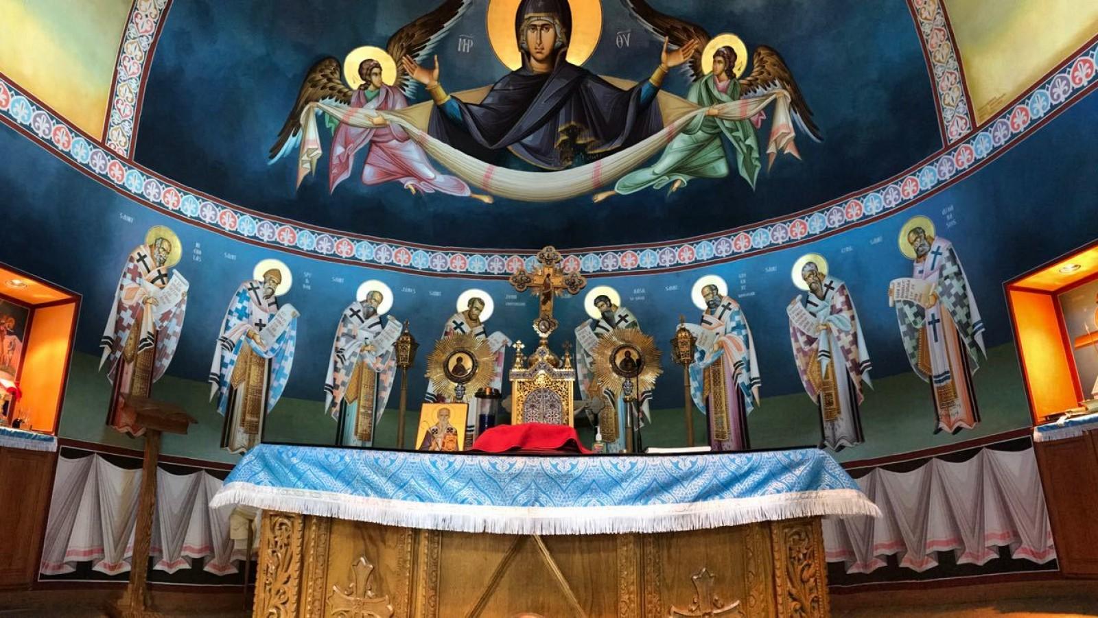 St  George Antiochian Orthodox Church - Home